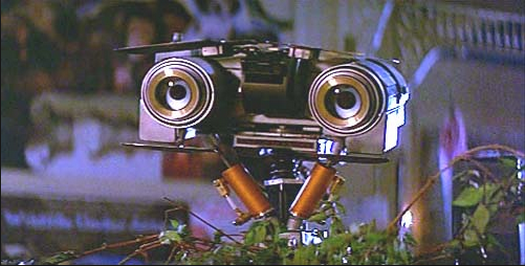 photo - Johnny Five