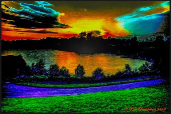 photo Sinister Sunset