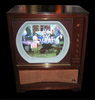 photo-www.earlytelevision.org First color television set