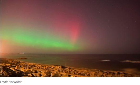 photo-northern lights