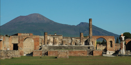 photo-Mount Vesuvius