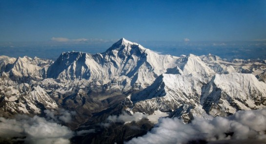 photo-Mt Everest